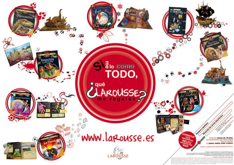 Publicidad           LAROUSSE & VOX 29