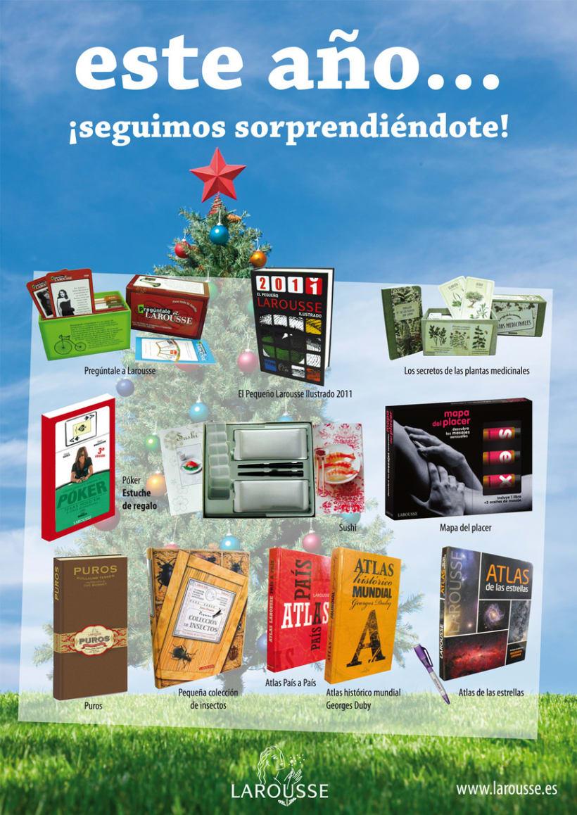 Publicidad           LAROUSSE & VOX 19