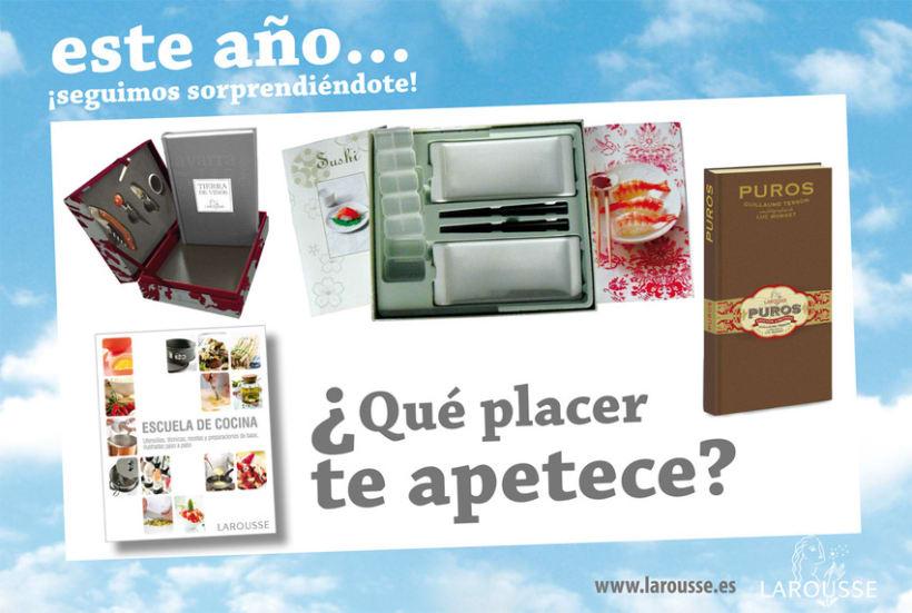 Publicidad           LAROUSSE & VOX 15