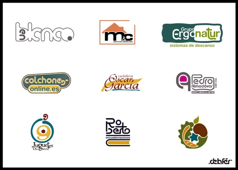 Identidad Corporativa / Logotipos 14