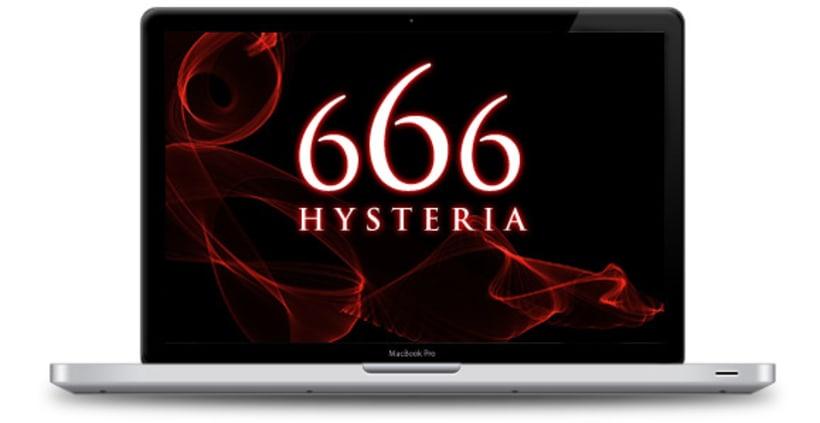 HYSTERIA 666 11