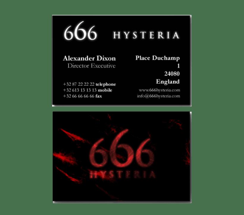 HYSTERIA 666 5