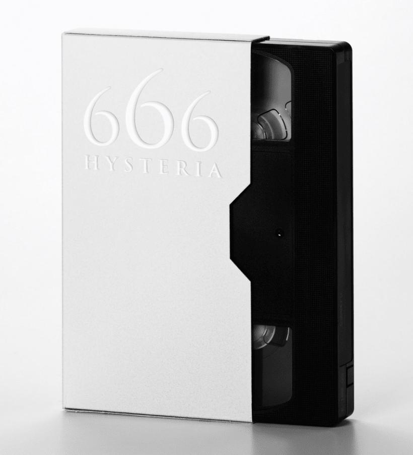 HYSTERIA 666 13