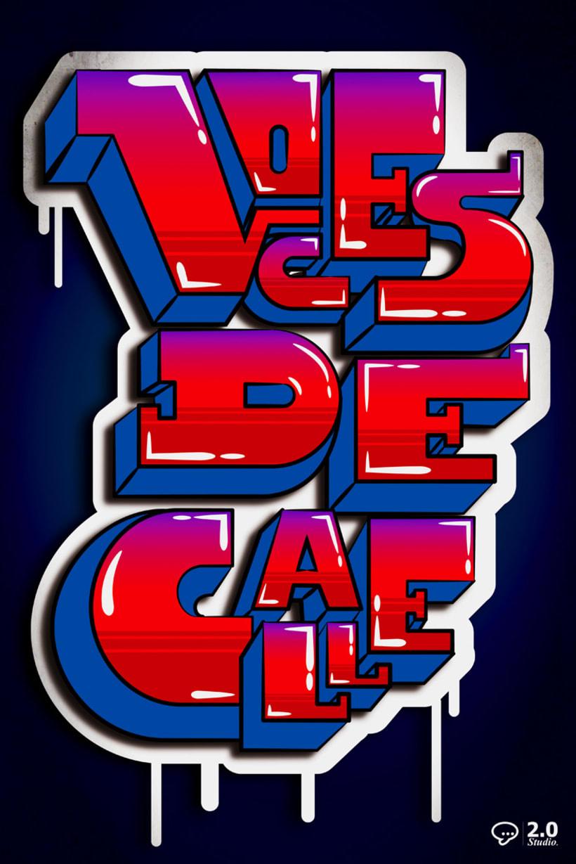 VOCES DE CALLE (CD ART) 7