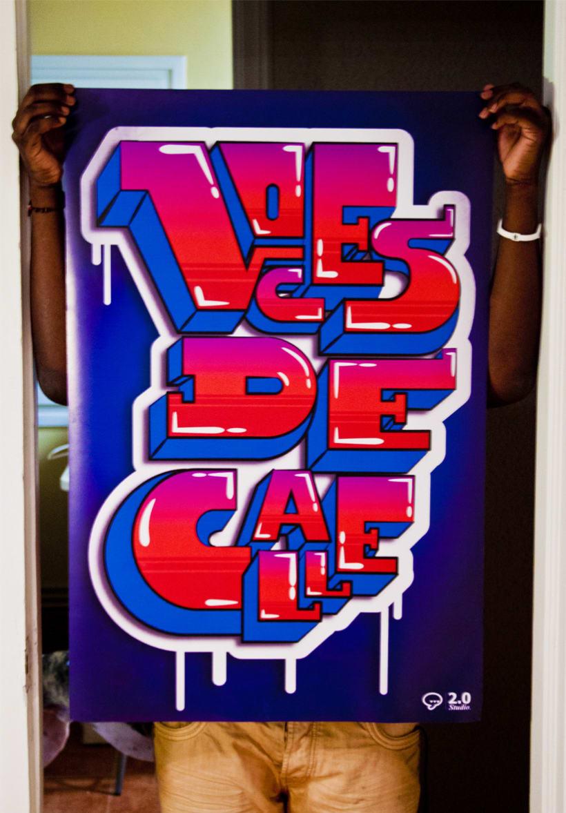 VOCES DE CALLE (CD ART) 8