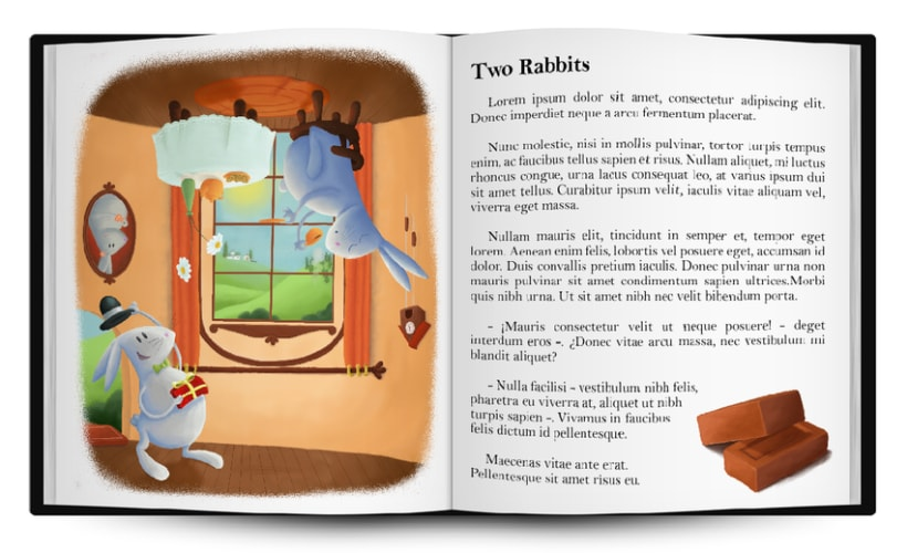 """""""Dos Conejos"""" de Kestutis Kasparavicius 1"""