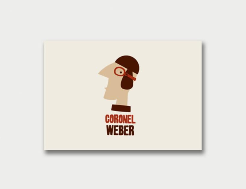 Coronel Weber 1