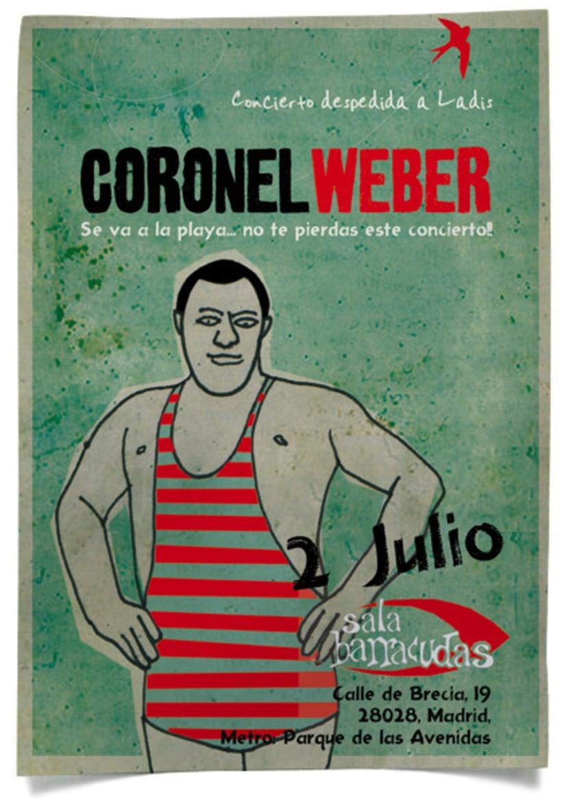 Carteleria Coronel Weber 4