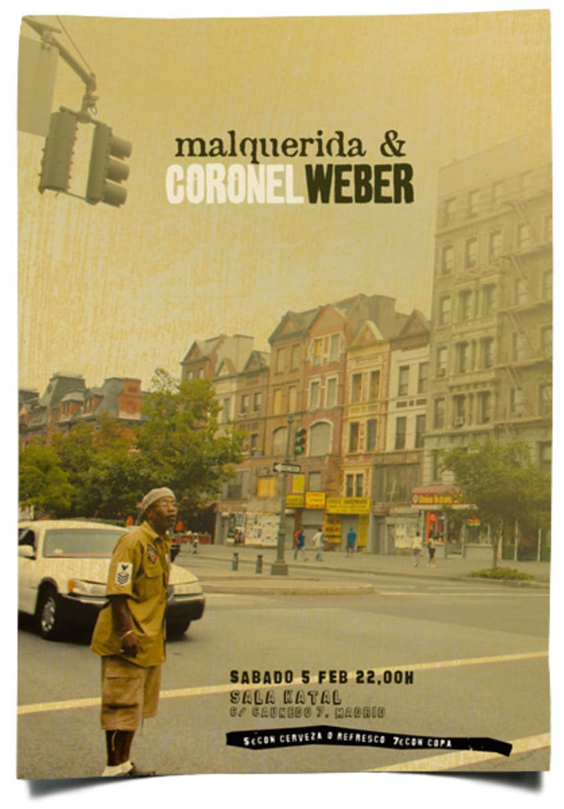 Carteleria Coronel Weber 3