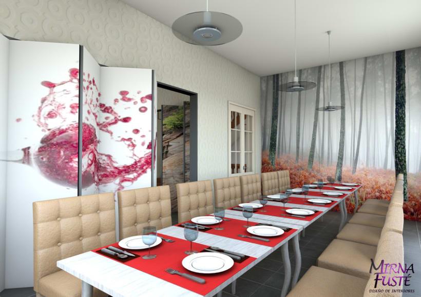 Restaurant & Copes Casa Mònaco 21