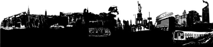 Citysilhouettes 12