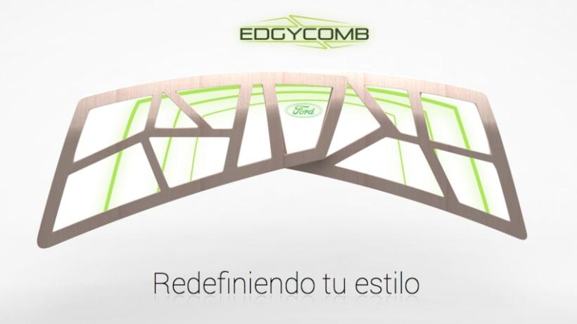 Edgycomb HMI  Ford 16