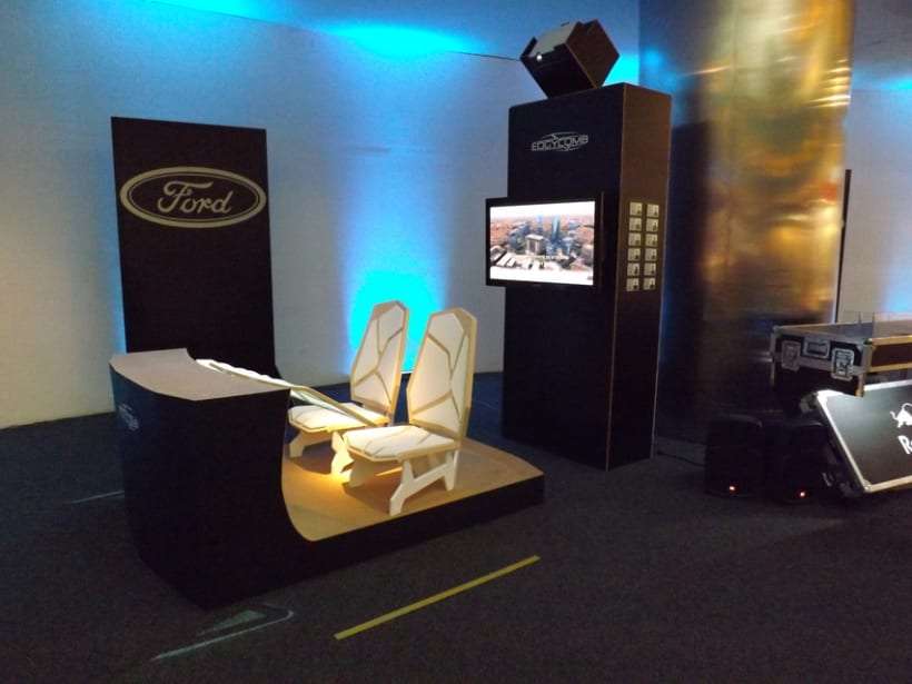 Edgycomb HMI  Ford 20