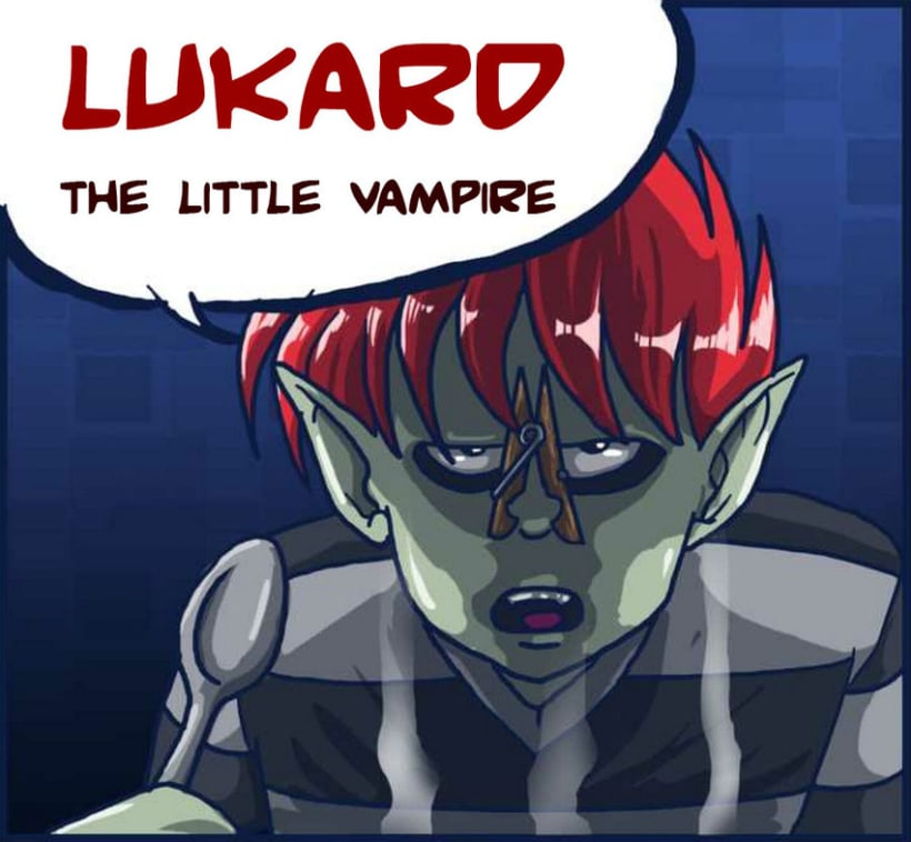 Lukard, the little vampire 1
