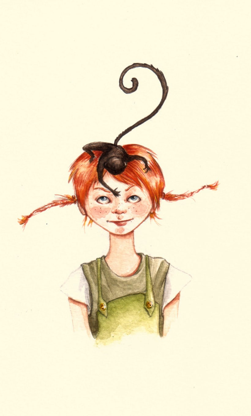 Proyectos personales de ilustración 8