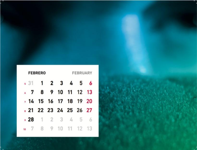 Calendario sensaciones 3