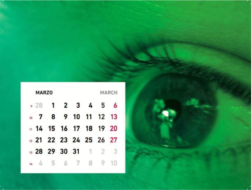 Calendario sensaciones 4