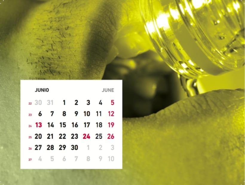 Calendario sensaciones 7