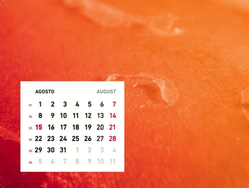 Calendario sensaciones 9