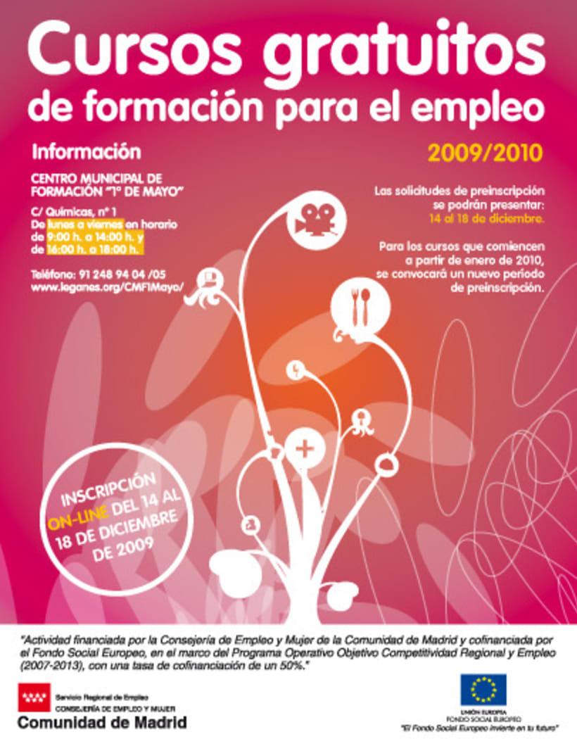 Cursos Gratuitos de la Comunidad de Madrid 1