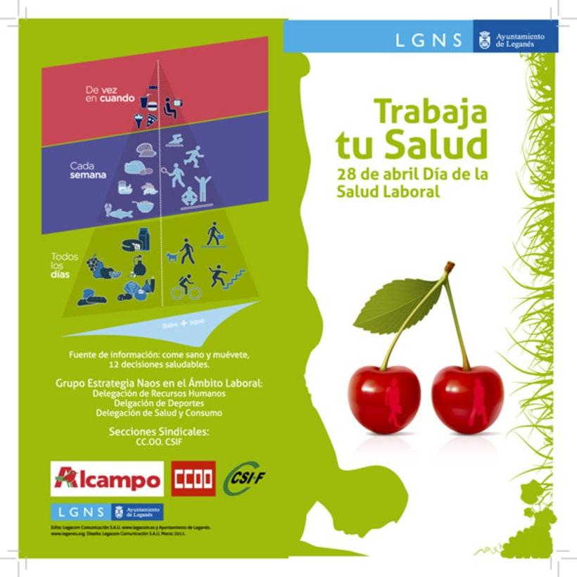 Díptico Salud Laboral 2