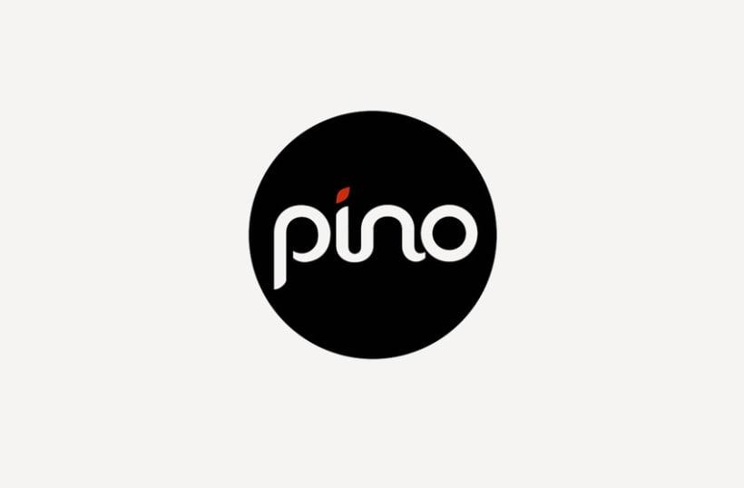 Branding cocinas pino domestika for Marcas de cocinas