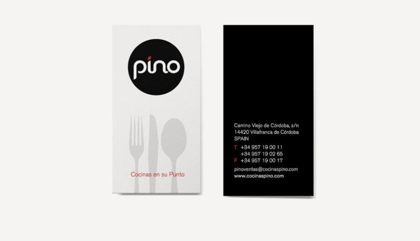 Branding - Cocinas Pino 9