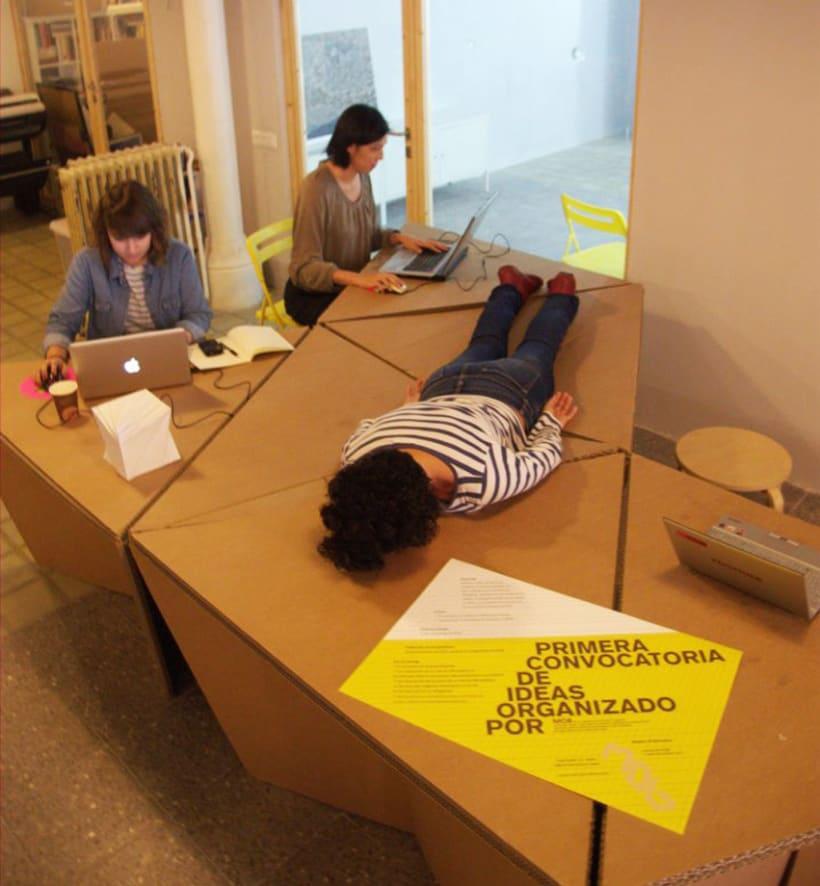 Cardboard Table 3
