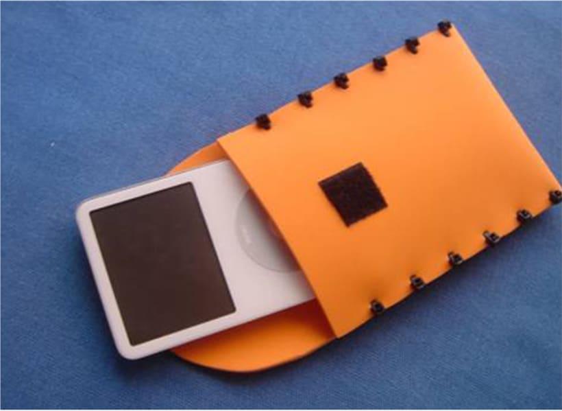 Orange Glove 3