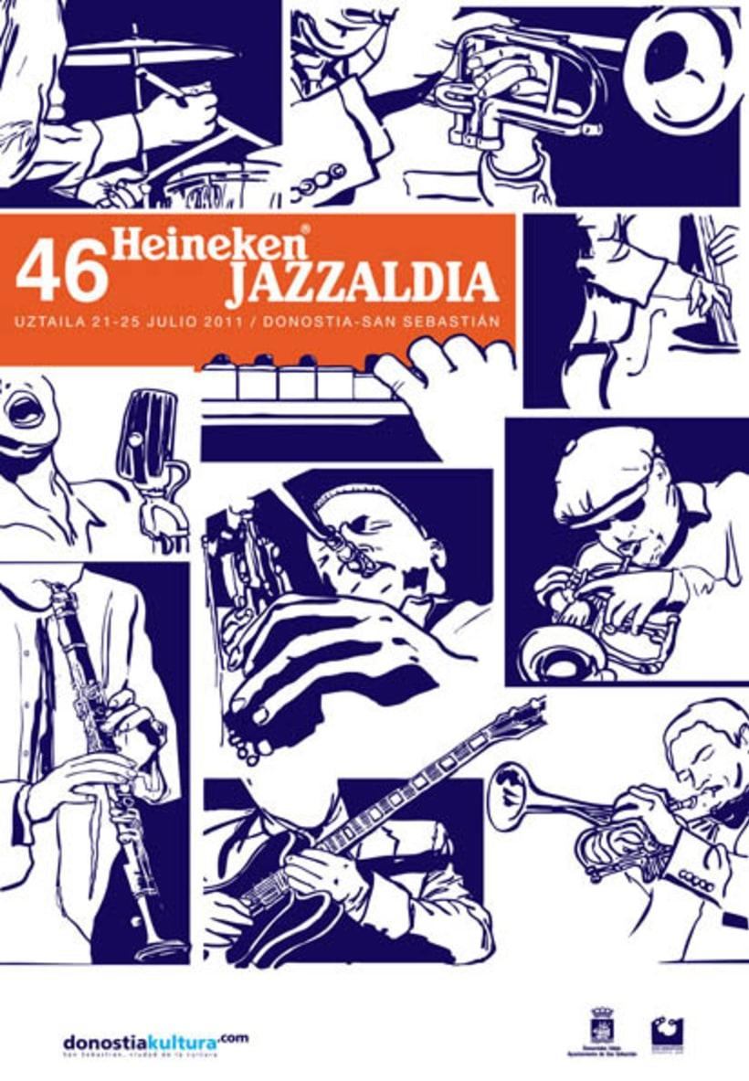 Heineken Jazzaldia 2011 Creatividades_L&G Design 2