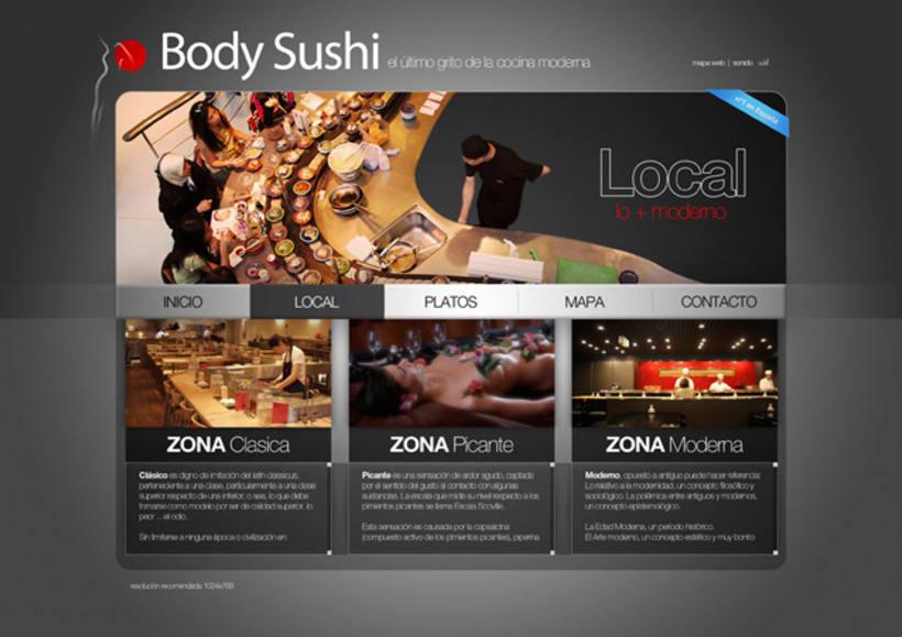 Body Sushi 2