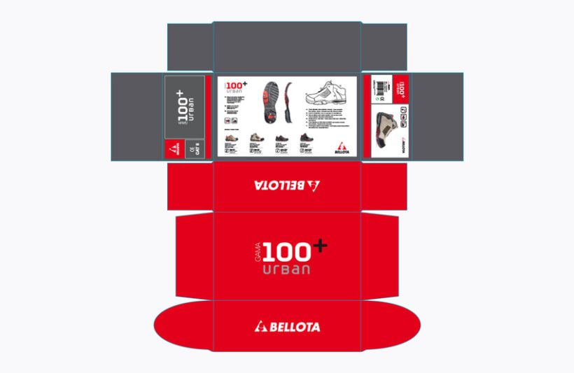 Branding y Packaging - Bellota 10