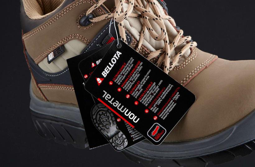 Branding y Packaging - Bellota 6