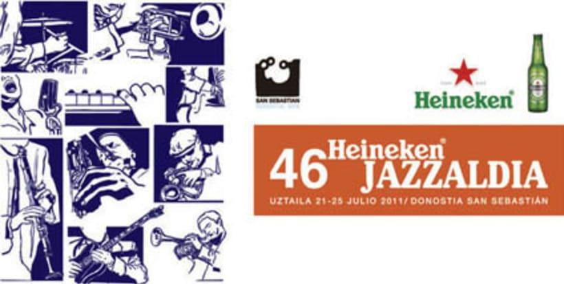 Heineken Jazzaldia 2011 Creatividades_L&G Design 14