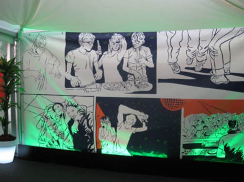 Heineken Jazzaldia 2011 Creatividades_L&G Design 9