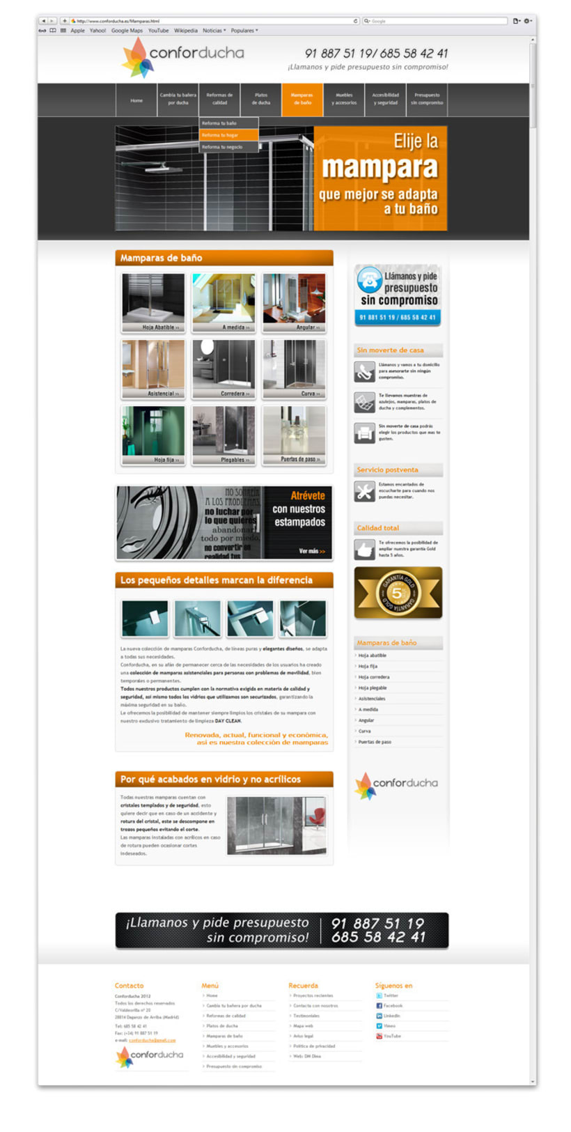 Web Conforducha 4