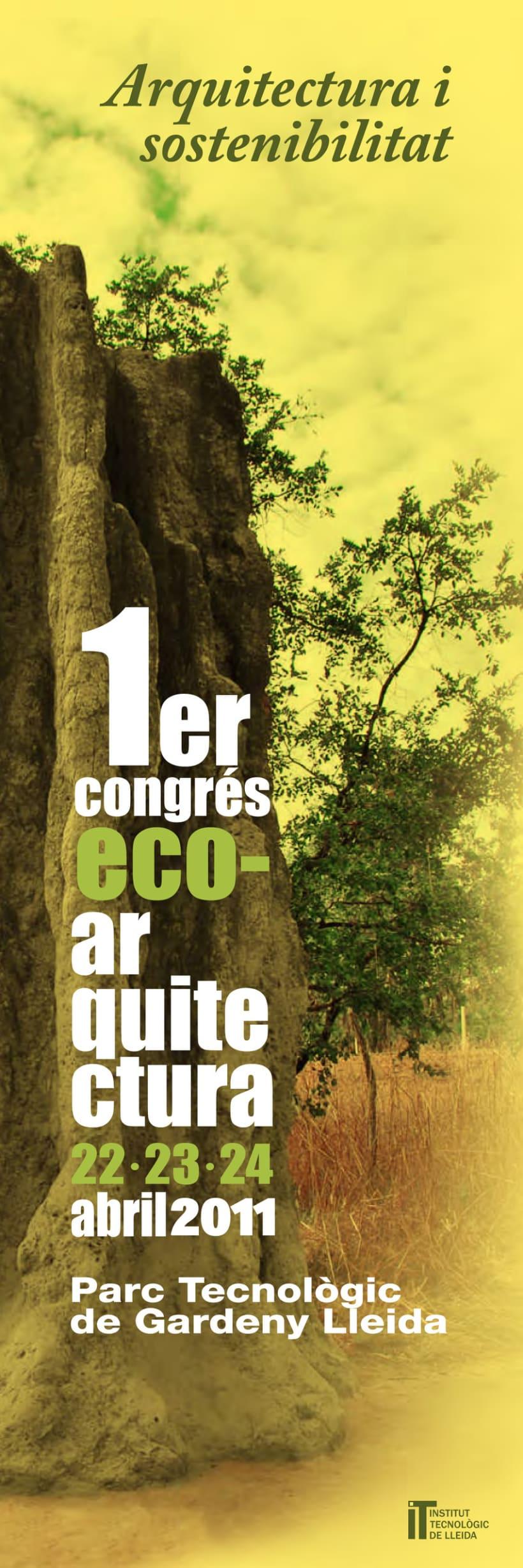 Logo - Congreso Ecoarquitectura 7