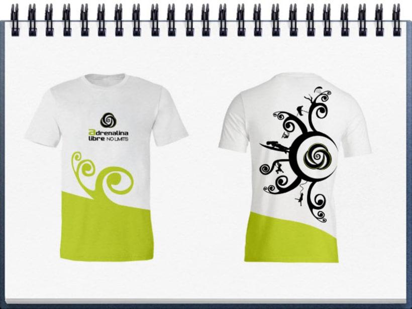 Identidad Corporativa Adrenalina Libre 26