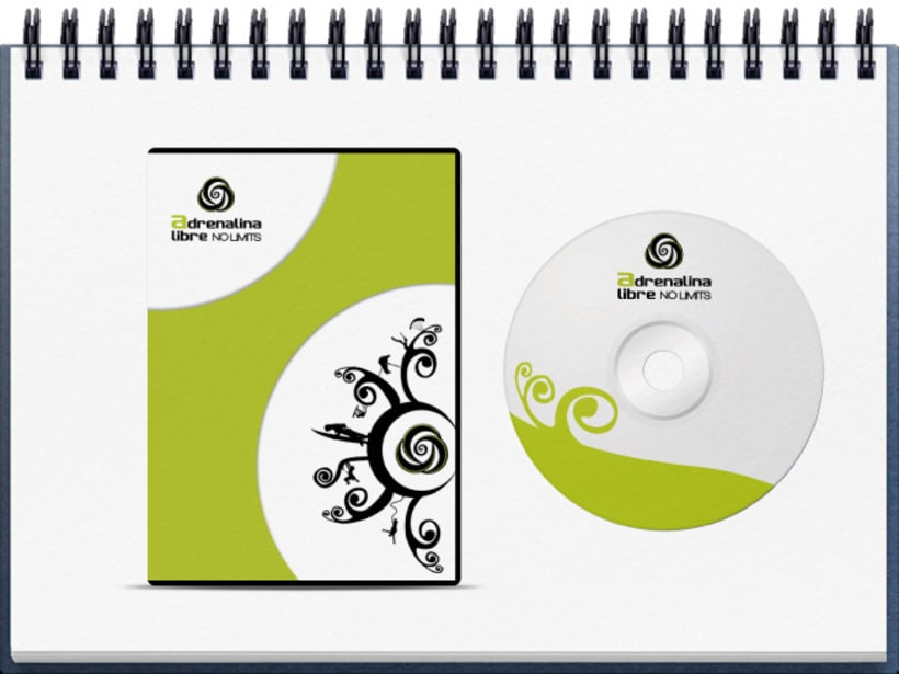 Identidad Corporativa Adrenalina Libre 29