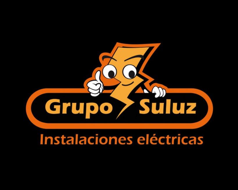 Logotipo Grupo Suluz 2