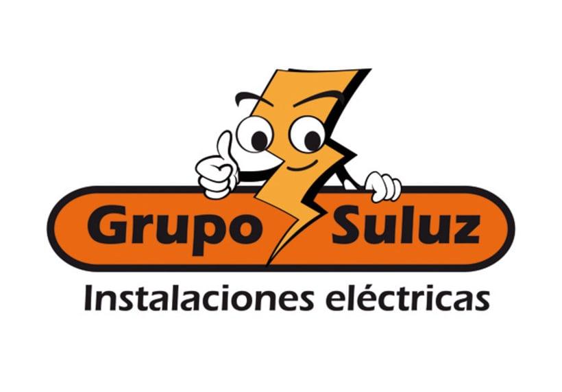Logotipo Grupo Suluz 1