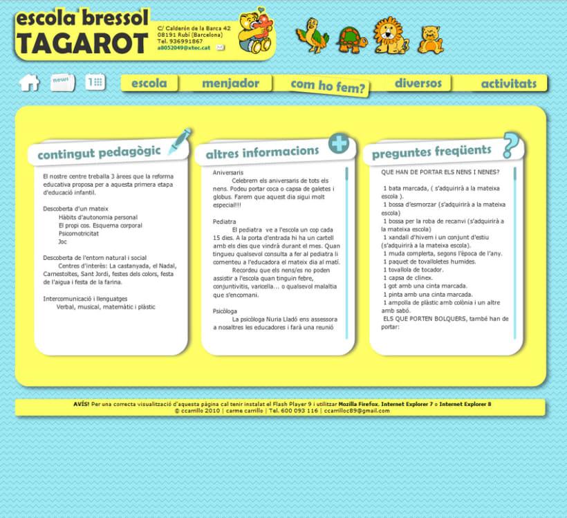 web Escola Bressol Tagarot 4