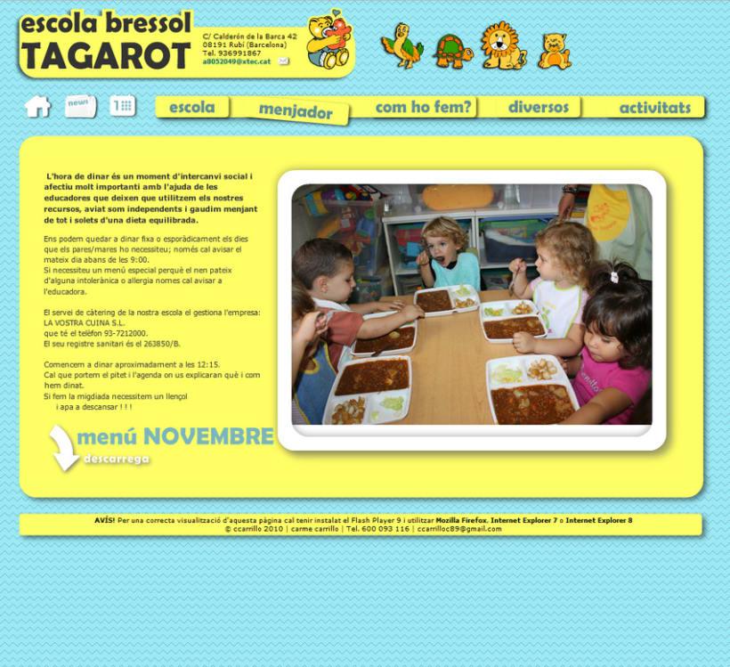 web Escola Bressol Tagarot 3