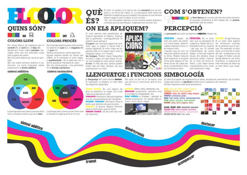 póster - EL COLOR 2