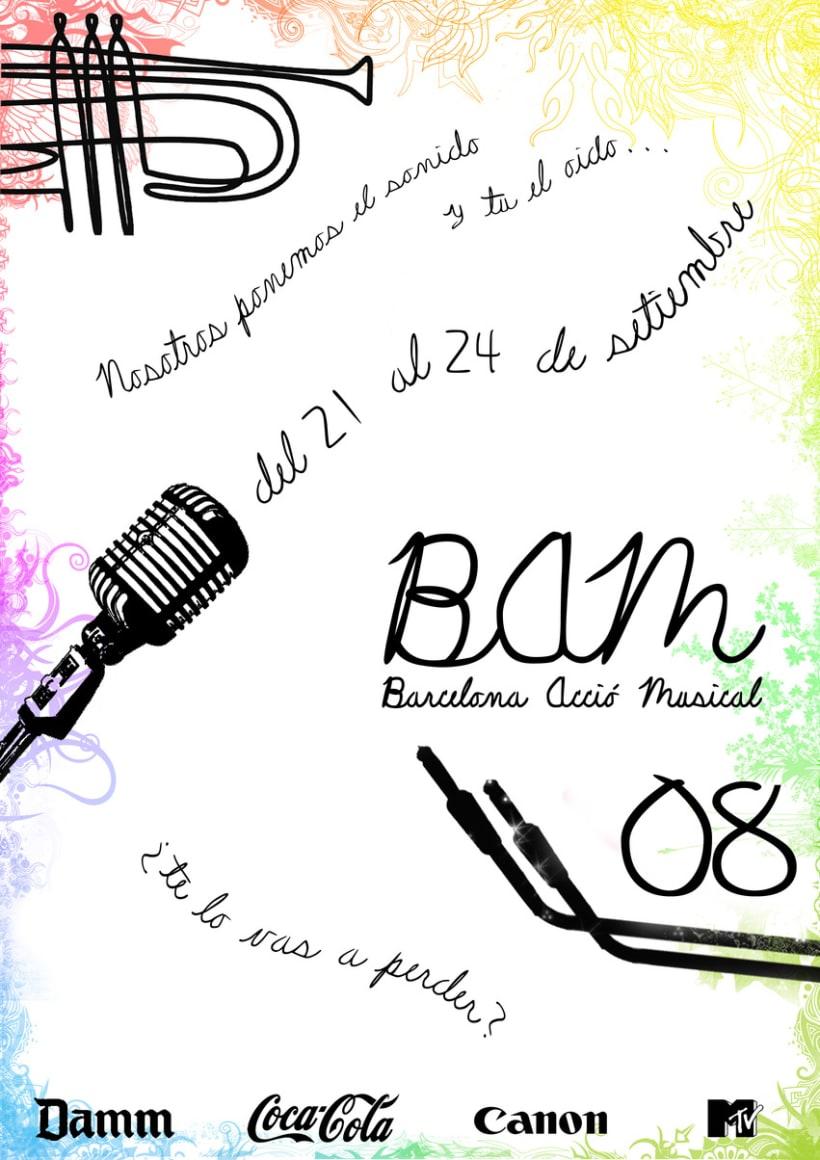 póster - BAM 2