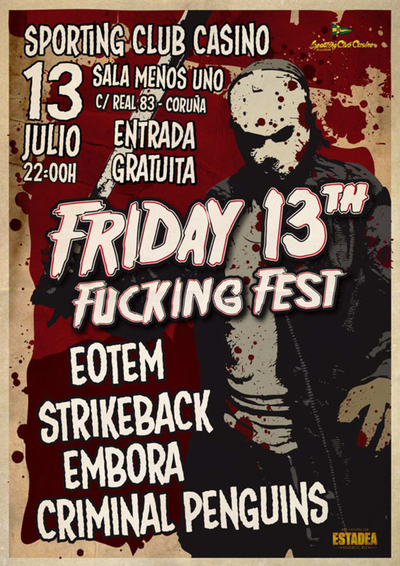 Friday 13th Fucking Fest 1
