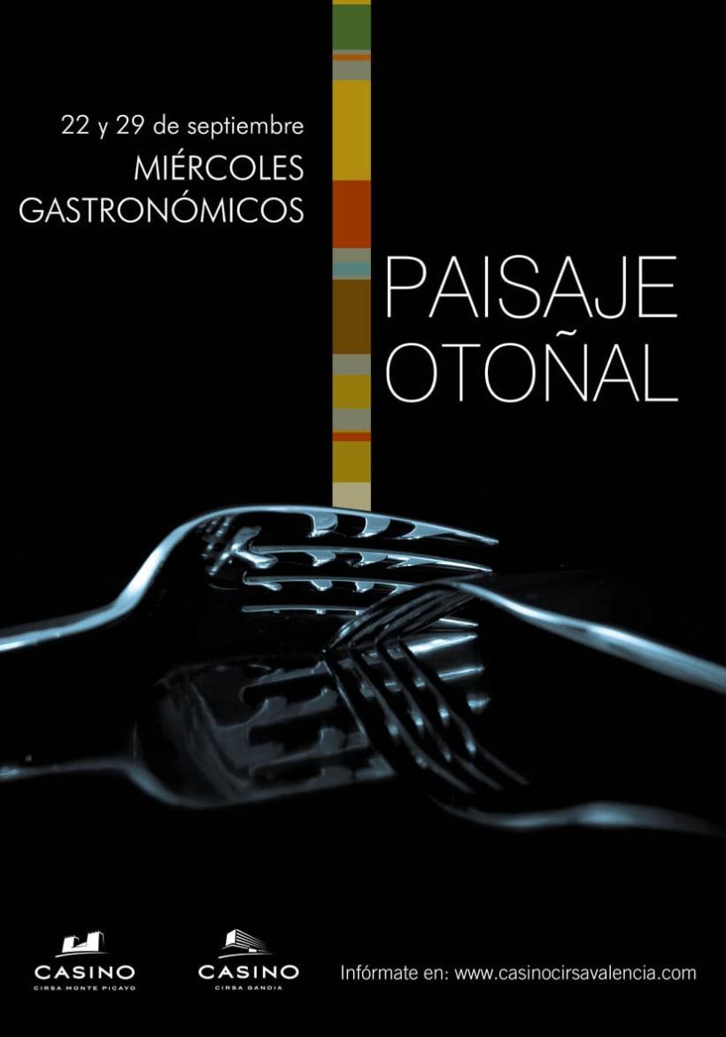 Jornadas Gastronómicas 1