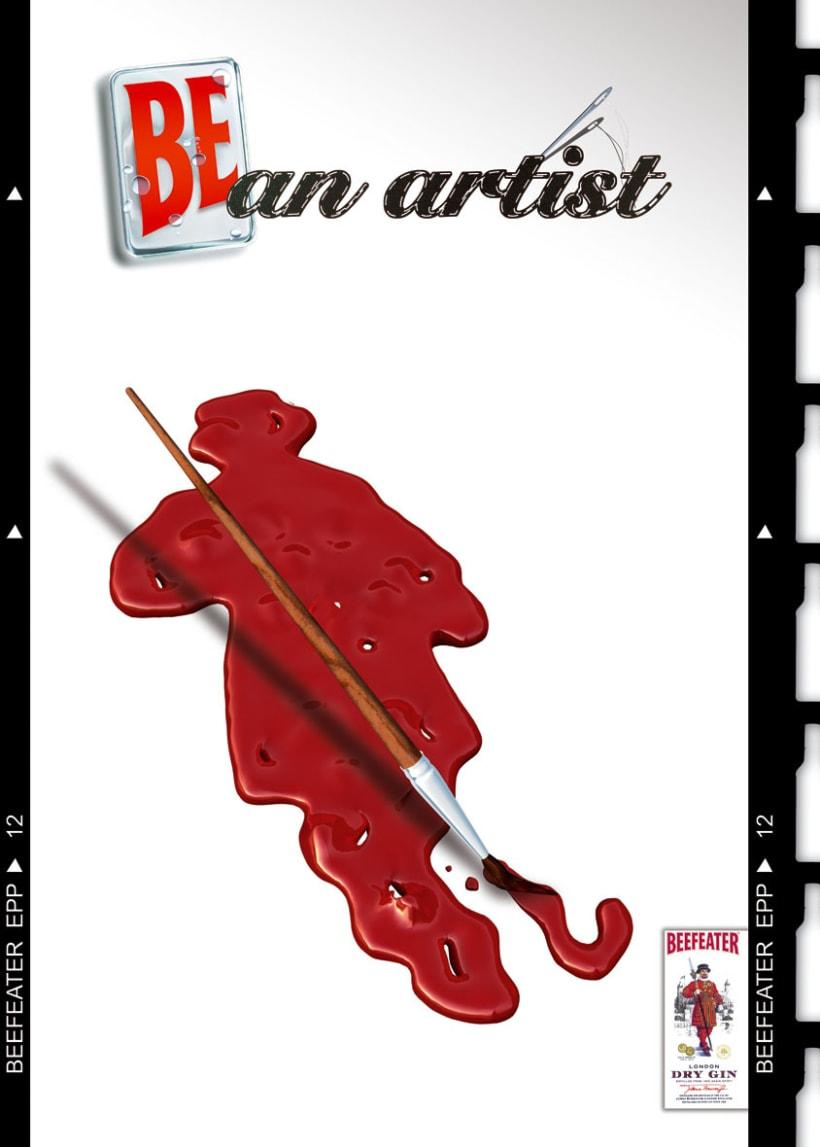 be an artist 2