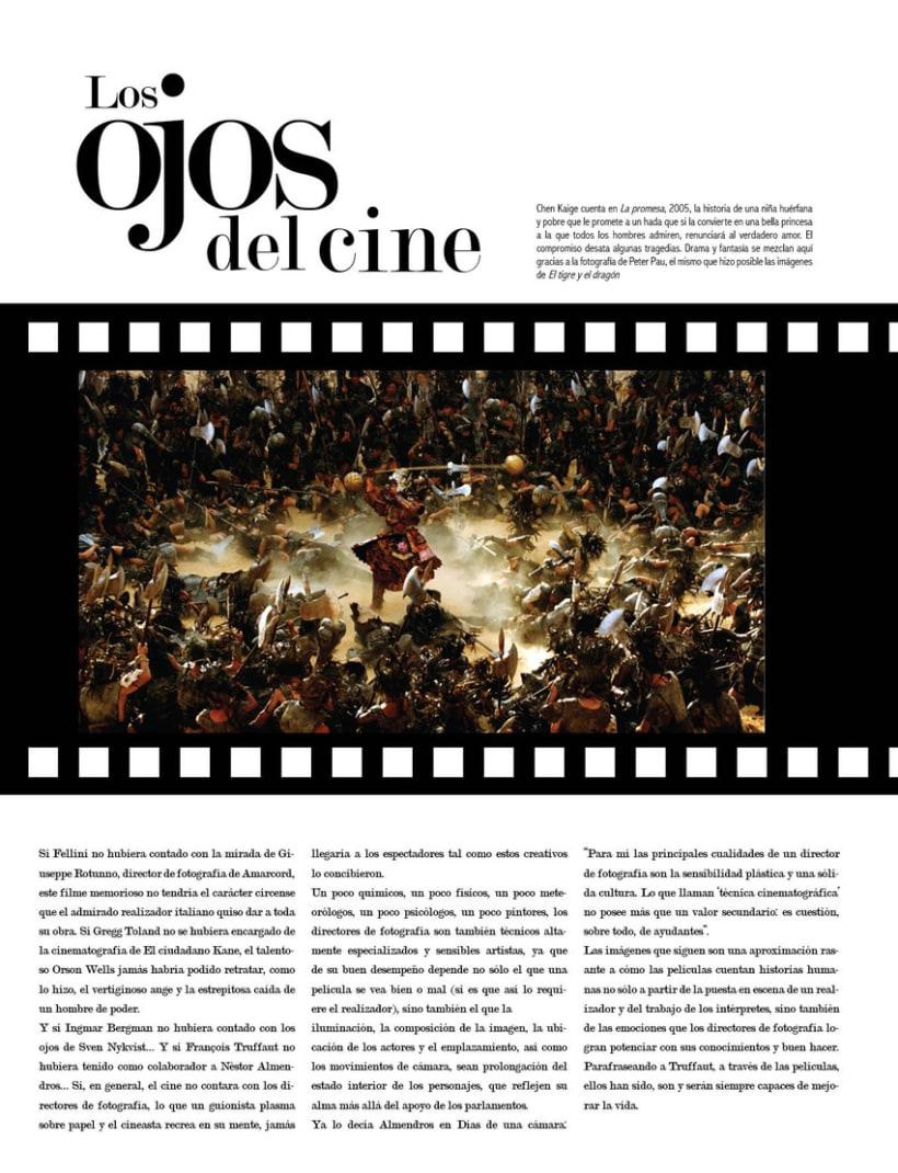 Cine - Revista BLITZ 1