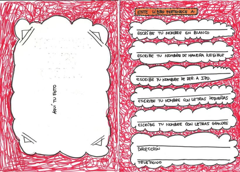 """Mi versión de """"Destruye este diario"""" 3"""